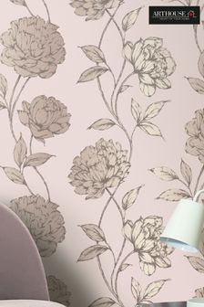 Arthouse Pretty Floral Wallpaper
