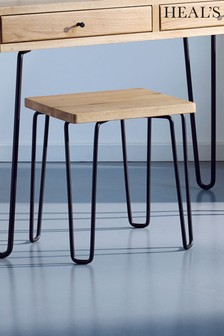 Brunel Stool By HEAL'S