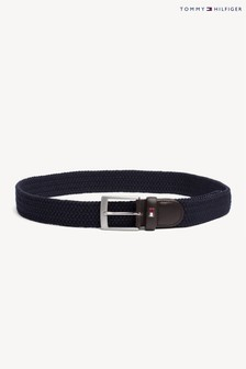 Tommy Hilfiger New Adan Webbed Belt