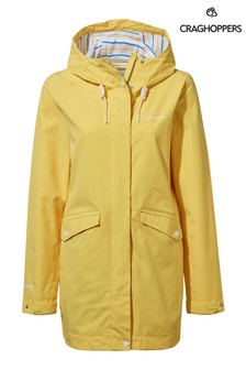 Craghoppers Yellow Salia Jacket