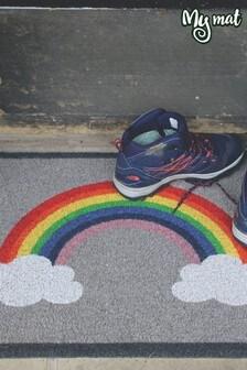 My Mat Rainbow Coir Mat