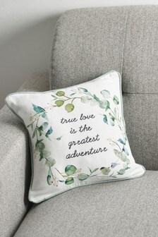 Wedding Embroidered Cushion