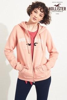 Hollister Pink Hoody
