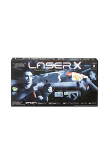 Laser X Morph Double Pack