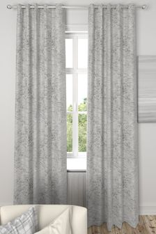 Marble Silver Made To Measure Curtains