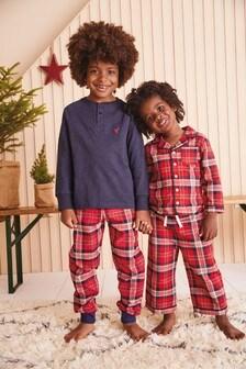 Check Pyjamas (3-16yrs)