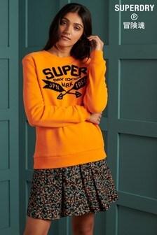 Superdry Limited Edition Graphic Crew Sweatshirt
