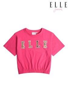 ELLE Snake Logo T-Shirt