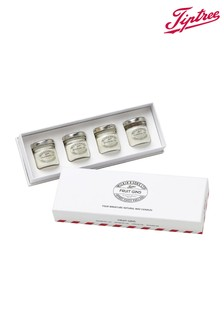 Set of 4 Mini Fruit Jam Candles by Tiptree