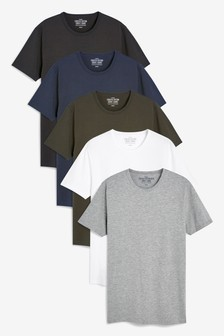 T-Shirts Five Pack