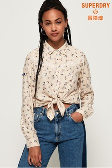 Superdry Jolene Western Shirt
