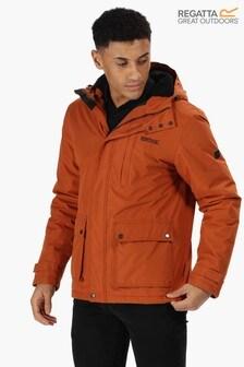 Regatta Sterlings Waterproof Insulated Grown On Hooded Jacket