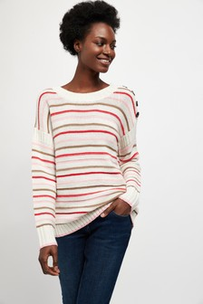 Button Detail Jumper