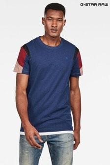 G-Star Motac Fabric Mix T-Shirt