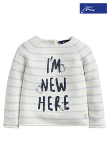 Joules Cream Winne Jumper
