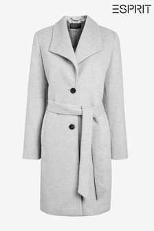 Esprit Grey Coat