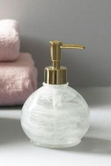 Swirled Soap Dispenser