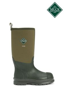 Muck Boots Chore Classic Hi Patterned Wellington Boots