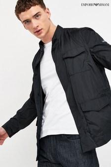 Emporio Armani Navy 4 Pocket Jacket