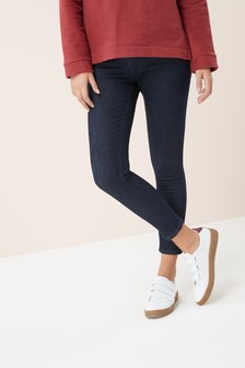 Ankle Length Denim Leggings