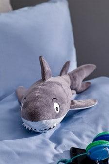 Silly Shark Plush Toy