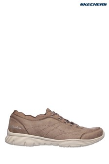 Skechers® Brown Seager Scholarly Sports Trainers