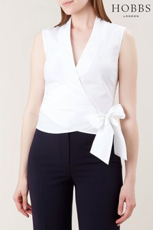 Hobbs White Ava Top