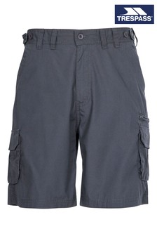 Trespass Grey Gally - Male Shorts TP75