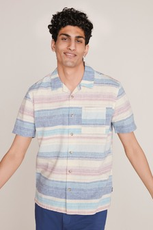 Horizontal Stripe Shirt