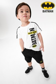 Batman® T-Shirt And Short Set (3mths-8yrs)