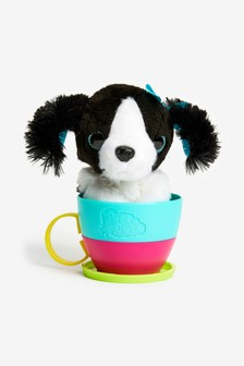 Pups In Surprise Cups: Border Collie