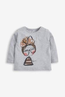 Girl T-Shirt (3mths-7yrs)