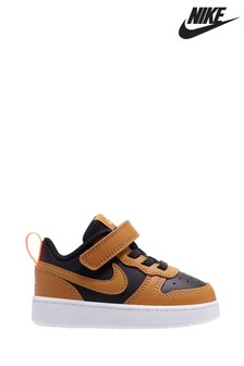 Nike Court Borough Infant Velcro Trainers