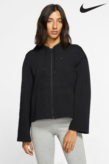 Nike Statement Jersey Zip Through Hoody