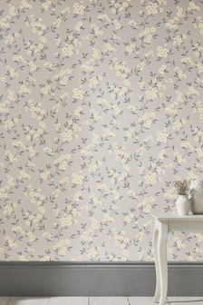 Paste The Wall Ditsy Floral Wallpaper