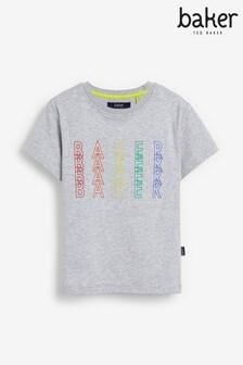 Baker by Ted Baker Boys Logo T-Shirt