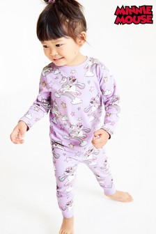 Уютная пижама с единорогами (9 мес. - 12 лет)