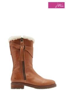 Joules Finchdale棕色靴款
