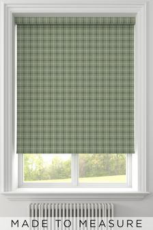 Malvern Aloe Green Made To Measure Roller Blind