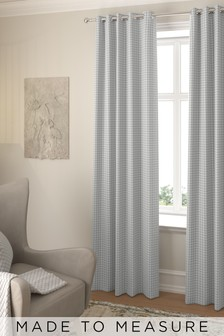 Melrose Dove Grey Made To Measure Curtains