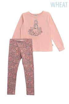Пижама для девочек с принтом Wheat Disney™ Frozen