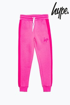 Hype. Pink Kids Joggers