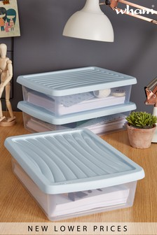 Set of 3 8L Boxes by Wham