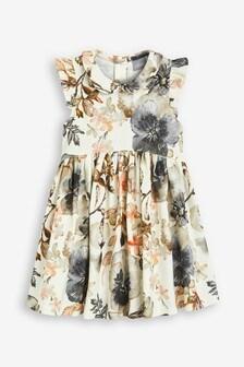 Floral Dress (3mths-7yrs)