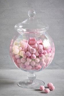 Lustre Glass Bonbon Jar