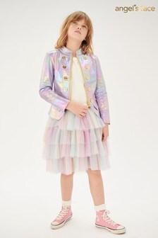 Angels Face White Brooke Skirt