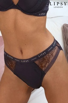 Lipsy Lace Knickers
