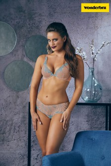 Wonderbra® Refined Glamour Shorty Lace Brief