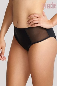 Panache Black Onyx Bikini Bottoms