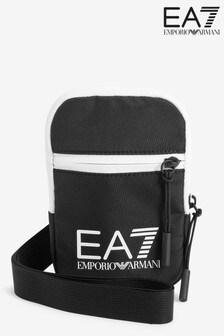 Emporio Armani EA7 Black Mini Pouch